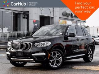 Used 2020 BMW X3 xDrive30i Navigation Backup Camera Apple CarPlay for sale in Thornhill, ON