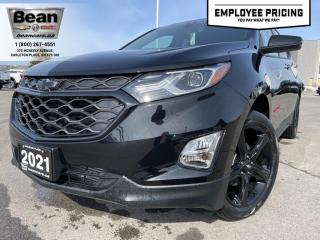 New 2021 Chevrolet Equinox Premier PREMIER REDLINE EDITION SAFETY PACKAGE for sale in Carleton Place, ON