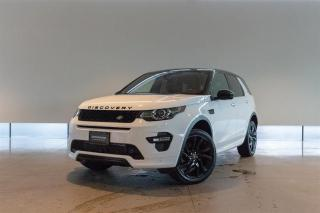 Used 2017 Land Rover Discovery Sport HSE for sale in Langley City, BC