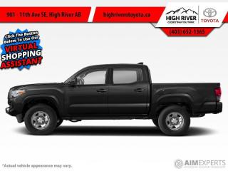 New 2021 Toyota Tacoma TRD SPORT PREMIUM for sale in High River, AB