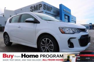 Used 2018 Chevrolet Sonic LT- Sunroof, Heated Seats, Remote Start, New Tires for sale in Saskatoon, SK