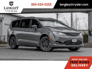 New 2020 Chrysler Pacifica Touring-L  - KeySense for sale in Surrey, BC