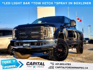 Used 2018 Ford F-250 Diesel XLT SuperCrew for sale in Winnipeg, MB