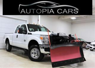 Used 2011 Ford F-250 Super Duty XL DIESEL SUPER DUTY for sale in North York, ON