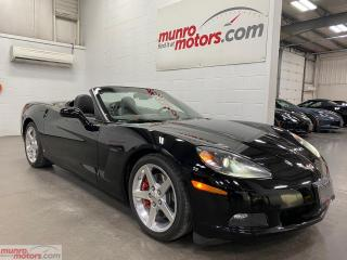 Used 2006 Chevrolet Corvette 2dr Conv HUD MEM heated seats No Accidents for sale in St. George, ON