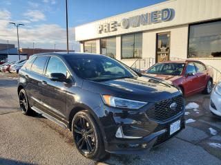 Used 2019 Ford Edge ST for sale in Brantford, ON