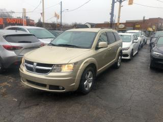 Used 2010 Dodge Journey SXT/AUTO/AC/CERTIFIED/3MONTHWARRANTY for sale in Toronto, ON