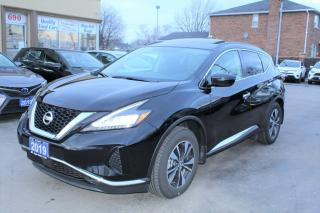 Used 2019 Nissan Murano SV AWD Pano Roof for sale in Brampton, ON