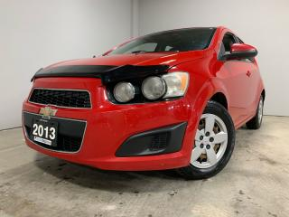 Used 2013 Chevrolet Sonic LS for sale in Owen Sound, ON