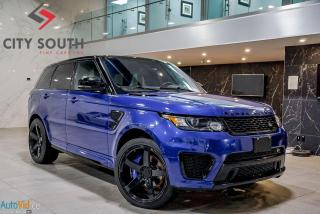 Used 2016 Land Rover Range Rover Sport SVR for sale in Toronto, ON