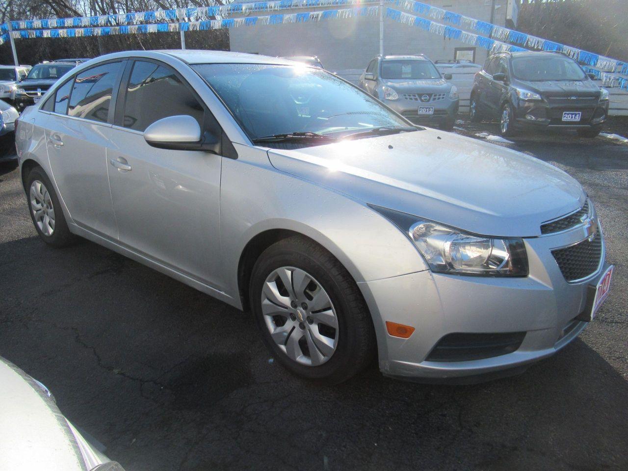 2014 Chevrolet Cruze Five Star Auto