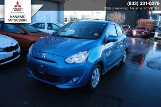 Used 2015 Mitsubishi Mirage SE for sale in Nanaimo, BC
