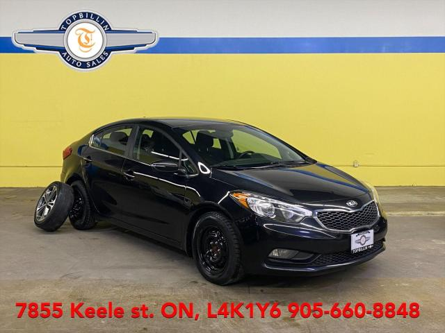 2015 Kia Forte EX, Bluetooth, Backup Cam, Heated Seats
