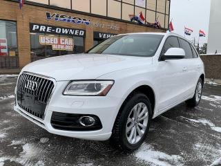 Used 2014 Audi Q5 quattro 4dr 2.0L Progressive / PANORAMIC SUNROOF for sale in North York, ON