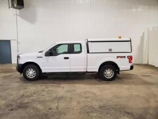 Used 2016 Ford F-150 XL SuperCab 6.5-ft. Bed 4WD for sale in Dundurn, SK