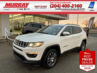 Used 2018 Jeep Compass *Remote Start* * Nav* * Back Up Cam* * Bluetooth* for sale in Brandon, MB