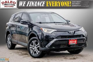 Used 2016 Toyota RAV4 LE /  BUCKET SEATS /  KEYLESS ENTRY POWER LOCKS / for sale in Hamilton, ON