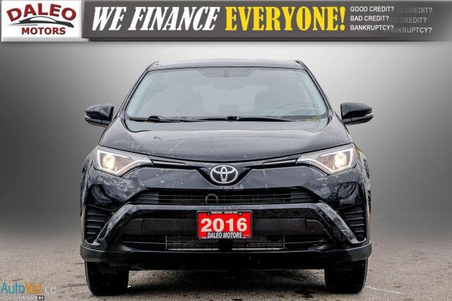 2016 Toyota RAV4 LE /  BUCKET SEATS /  KEYLESS ENTRY POWER LOCKS / Photo2