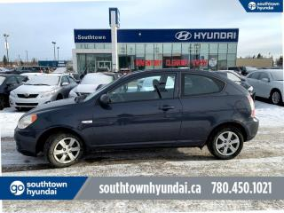 Used 2008 Hyundai Accent L/MANUAL/AIR for sale in Edmonton, AB