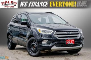 Used 2017 Ford Escape SE /  BUCKET SEATS / HEATED SEATS / BACK UP-CAM for sale in Hamilton, ON