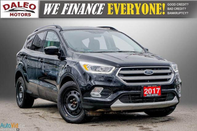 2017 Ford Escape SE /  BUCKET SEATS / HEATED SEATS / BACK UP-CAM