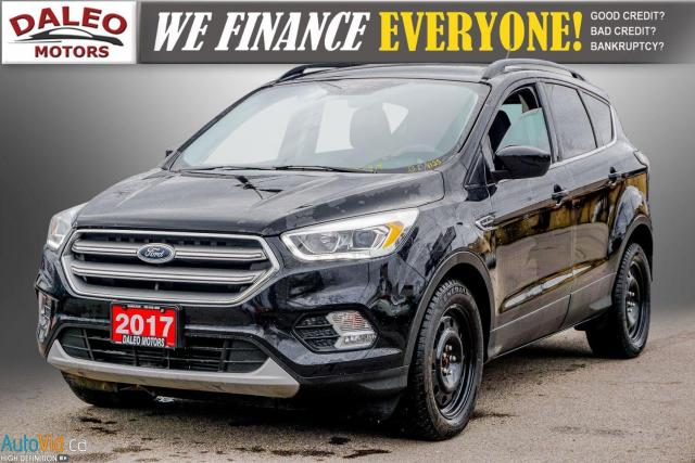 2017 Ford Escape SE /  BUCKET SEATS / HEATED SEATS / BACK UP-CAM Photo3