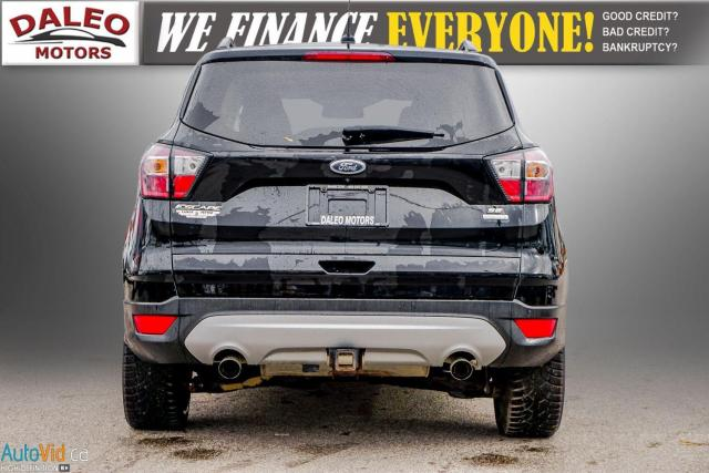 2017 Ford Escape SE /  BUCKET SEATS / HEATED SEATS / BACK UP-CAM Photo6