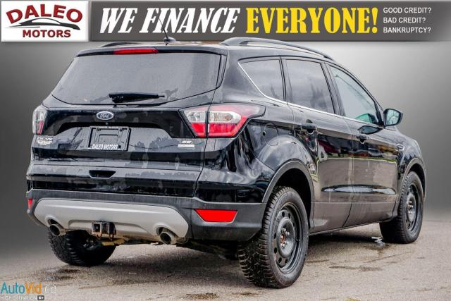 2017 Ford Escape SE /  BUCKET SEATS / HEATED SEATS / BACK UP-CAM Photo7