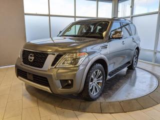 Used 2018 Nissan Armada SL for sale in Edmonton, AB