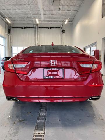 2018 Honda Accord SDN SPORT-HS 1.5T