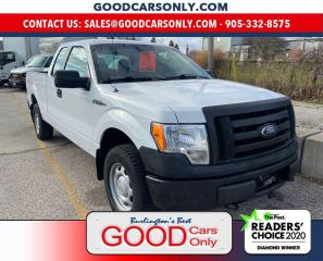Used 2011 Ford F-150 4x4 for sale in Burlington, ON