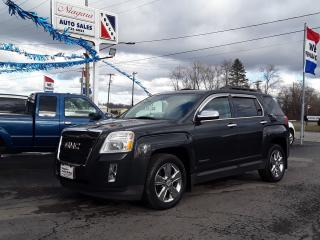 Used 2014 GMC Terrain SLE for sale in Welland, ON