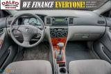 2003 Toyota Corolla CE / BUCKET SEATS/ Photo41