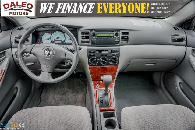 2003 Toyota Corolla CE / BUCKET SEATS/ Photo14