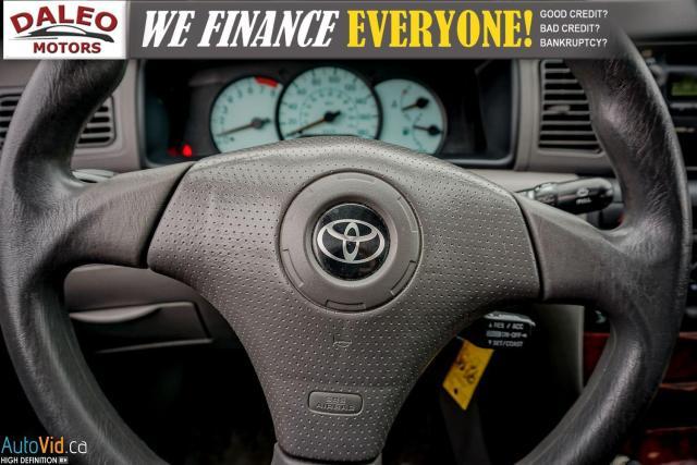 2003 Toyota Corolla CE / BUCKET SEATS/ Photo25