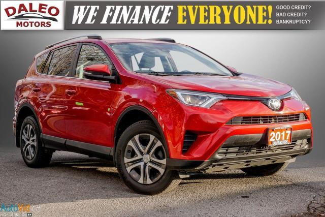 2017 Toyota RAV4 LE / BACK UP CAM / HEATED SEATS /