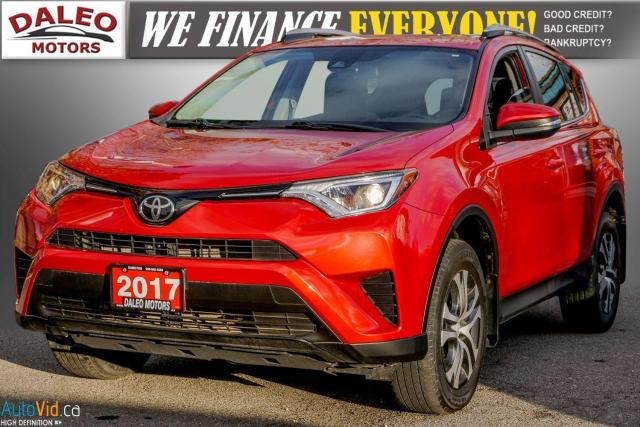 2017 Toyota RAV4 LE / BACK UP CAM / HEATED SEATS / Photo3