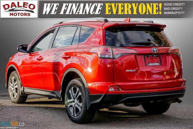 2017 Toyota RAV4 LE / BACK UP CAM / HEATED SEATS / Photo5