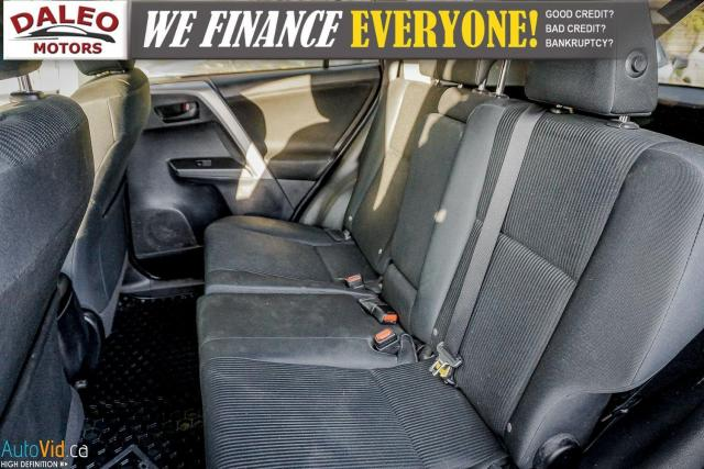 2017 Toyota RAV4 LE / BACK UP CAM / HEATED SEATS / Photo13