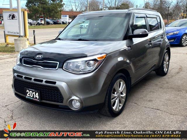 2014 Kia Soul EX|NO ACCIDENT|REMOTE START|BLUETOOTH|CERTIFIED