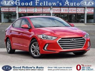 Used 2017 Hyundai Elantra GL, BLIND SPOT ASSIST, BACKUP CAMERA, HEATED SEATS for sale in Toronto, ON