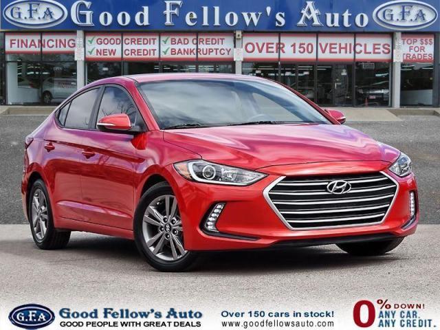 2017 Hyundai Elantra GL, BLIND SPOT ASSIST, BACKUP CAMERA, HEATED SEATS