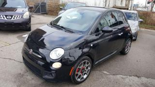 Used 2015 Fiat 500 Sport for sale in Etobicoke, ON