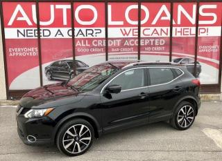 Used 2018 Nissan Qashqai SL-ALL CREDIT ACCEPTED for sale in Toronto, ON