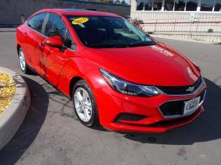 Used 2016 Chevrolet Cruze LT Auto LT for sale in Windsor, ON