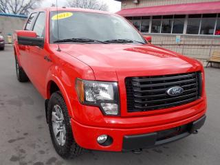 Used 2012 Ford F-150 FX4 for sale in Windsor, ON