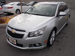 Used 2011 Chevrolet Cruze LT for sale in Windsor, ON