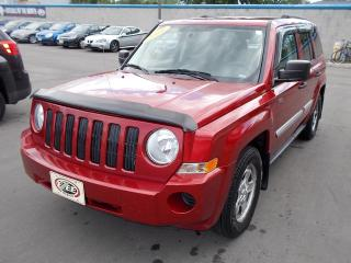 Used 2009 Jeep Patriot SPORT for sale in Windsor, ON