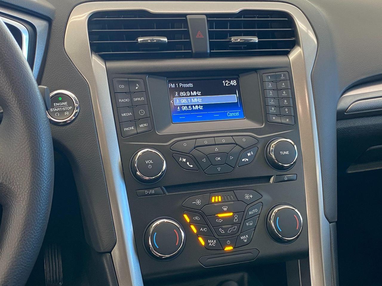 2018 Ford Fusion Hybrid