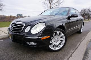 Used 2008 Mercedes-Benz E-Class E350 / STUNNING COMBO / 4MATIC / LOCAL ONTARIO CAR for sale in Etobicoke, ON